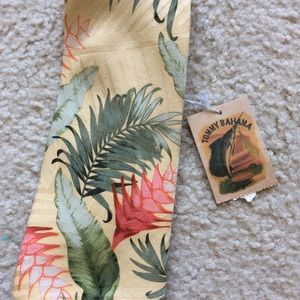 Tommy Bahama Tie. New with Tag
